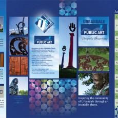 Urbandale Public Art Committee Brochure